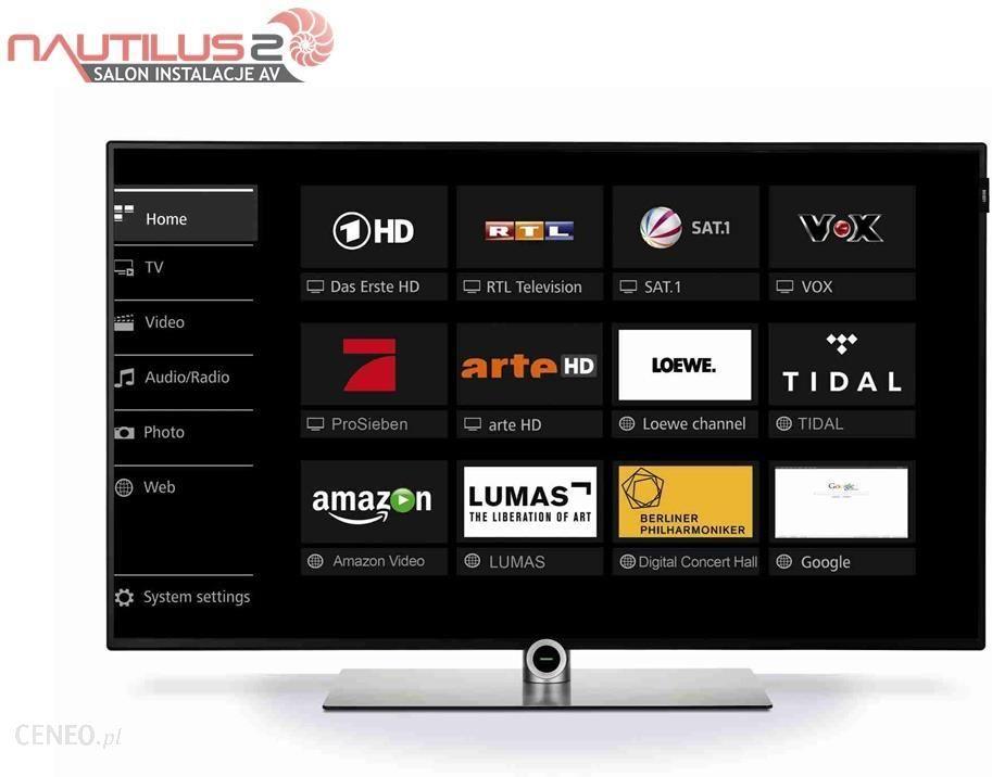 telewizor loewe bild bild140fhd full hd 40 cali. Black Bedroom Furniture Sets. Home Design Ideas