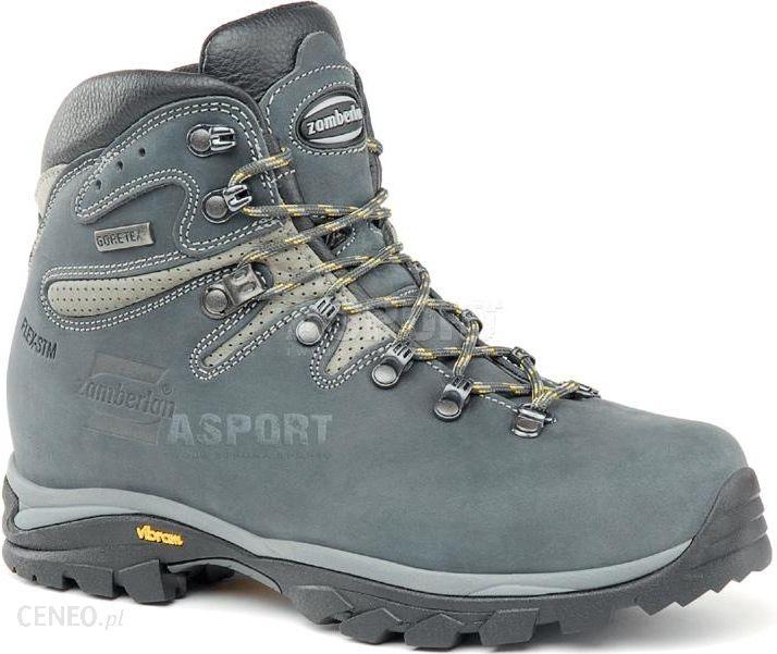 583599e5 Buty trekkingowe, damskie CRISTALLO blue/grey Gore-Tex Zamberlan, kolor  niebiesko-