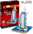 Cubic Fun, puzzle 3D Burj Al Arab (TOP]