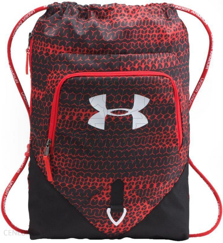 841aaa2be6a06 Worek na buty Under Armour Undeniable Sackpack M 1261954-601 - zdjęcie 1