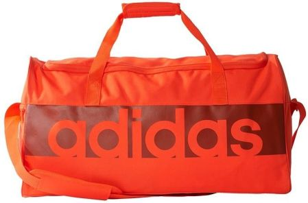 0c7248490af59 Torba adidas Linear Performance Teambag Medium S99961 czerwony 22x57x30 cm