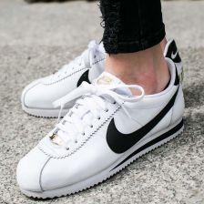 best service 45380 fc2c6 Buty Nike WMNS Classic Cortez Premium XLV White(903671-100). Białe buty  sportowe damskie ...