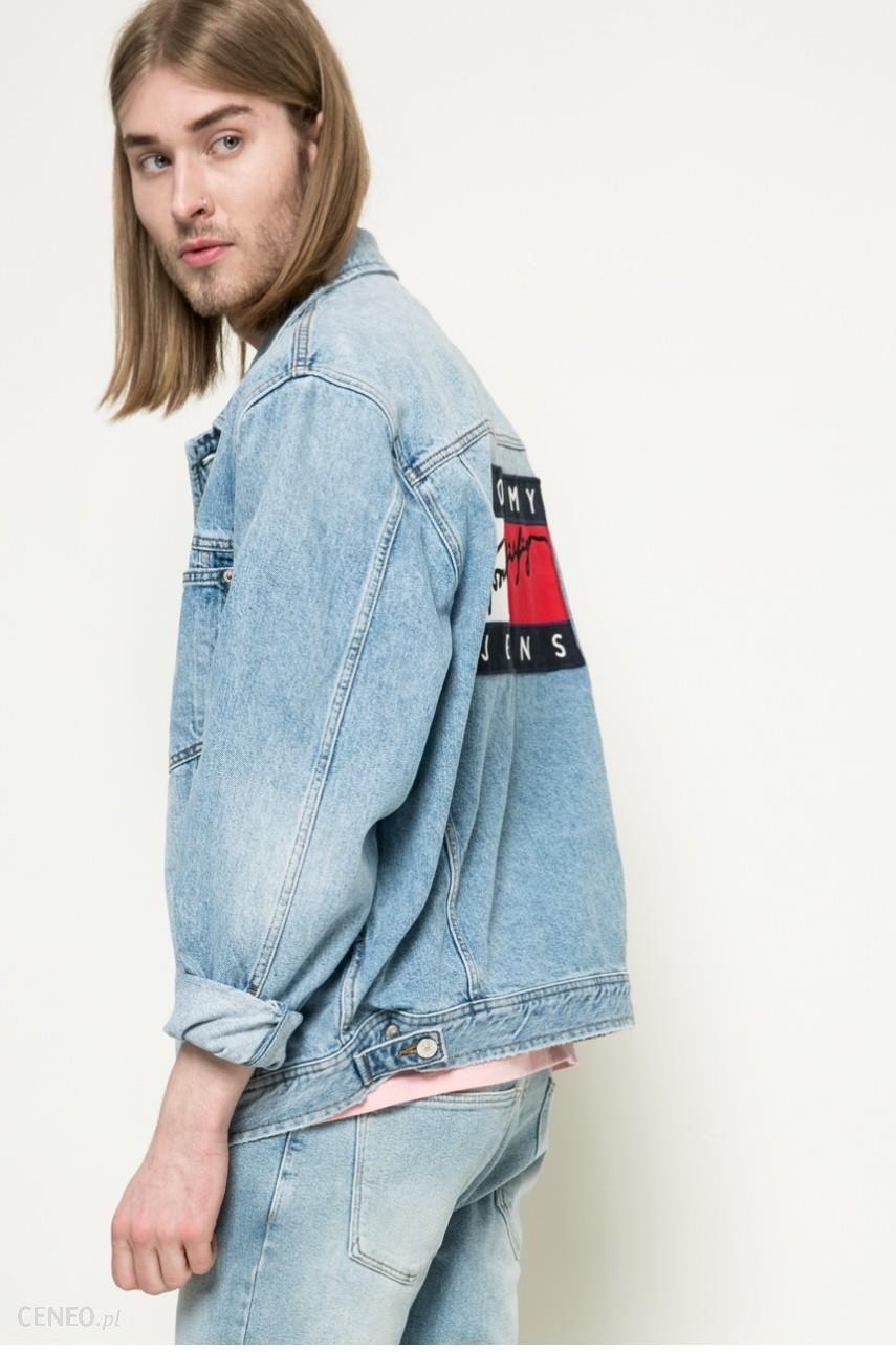 2397e2b0e6028 Hilfiger Denim - Kurtka Tommy Jeans 90s - Ceny i opinie - Ceneo.pl