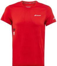 c326d5a42b Babolat Koszulka tenisowa Core Flag Club Tee Men strike red 3MS17011201
