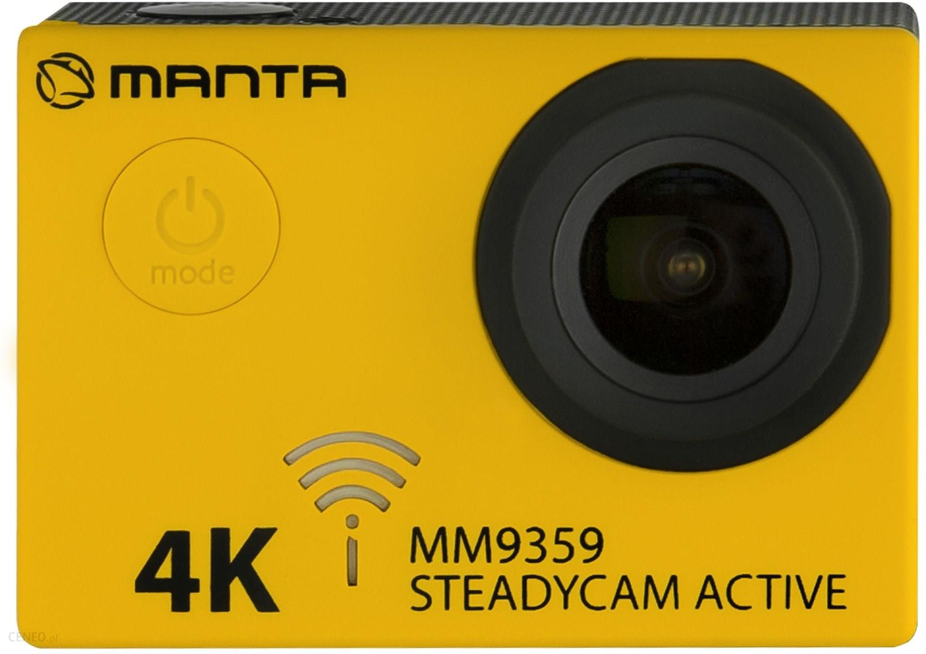 63780e82390354 Kamera sportowa Manta 4K MM9359 - Opinie i ceny na Ceneo.pl
