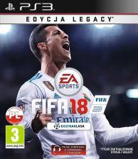 Fifa 18 Edycja Legacy Gra Ps3 Ceneo Pl