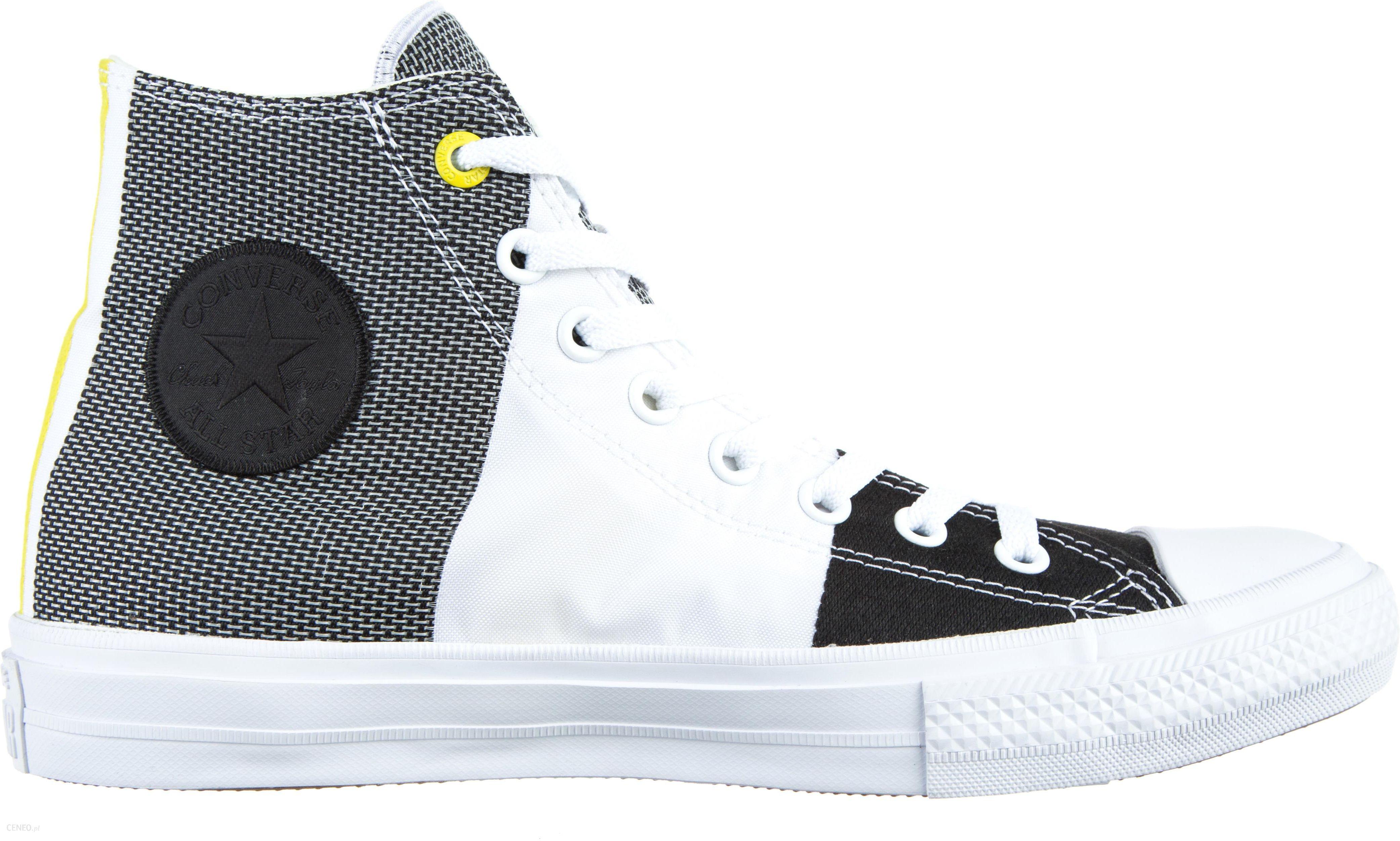 Converse Chuck Taylor All Star II Tenisówki Czarny Żółty Biały 42