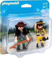 Playmobil Duo Pack Ranger and Wild Thief (9217)