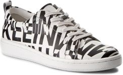 najlepszy Sneakersy CALVIN KLEIN Danya 3 E5592 Platinum