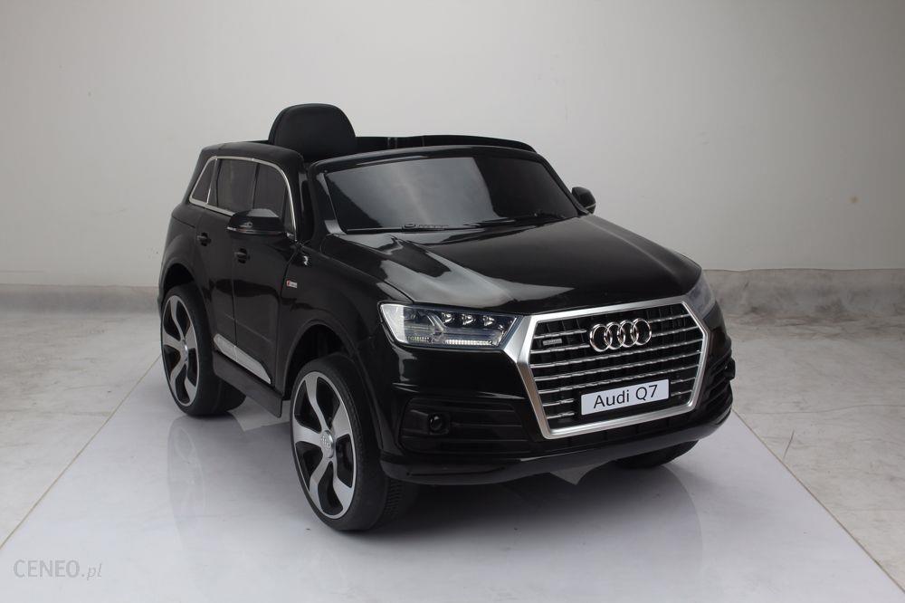 leantoys auto na akumulator audi q7 standard czarne. Black Bedroom Furniture Sets. Home Design Ideas