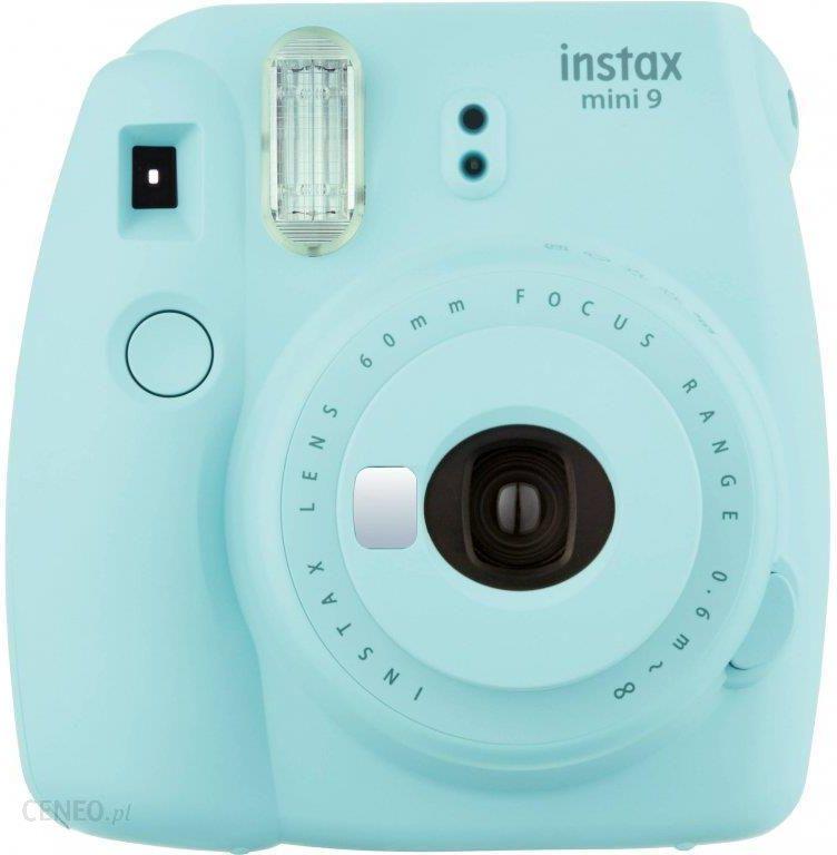 """Fujifilm Instax Mini 9 Ice"" šviesiai mėlyna"