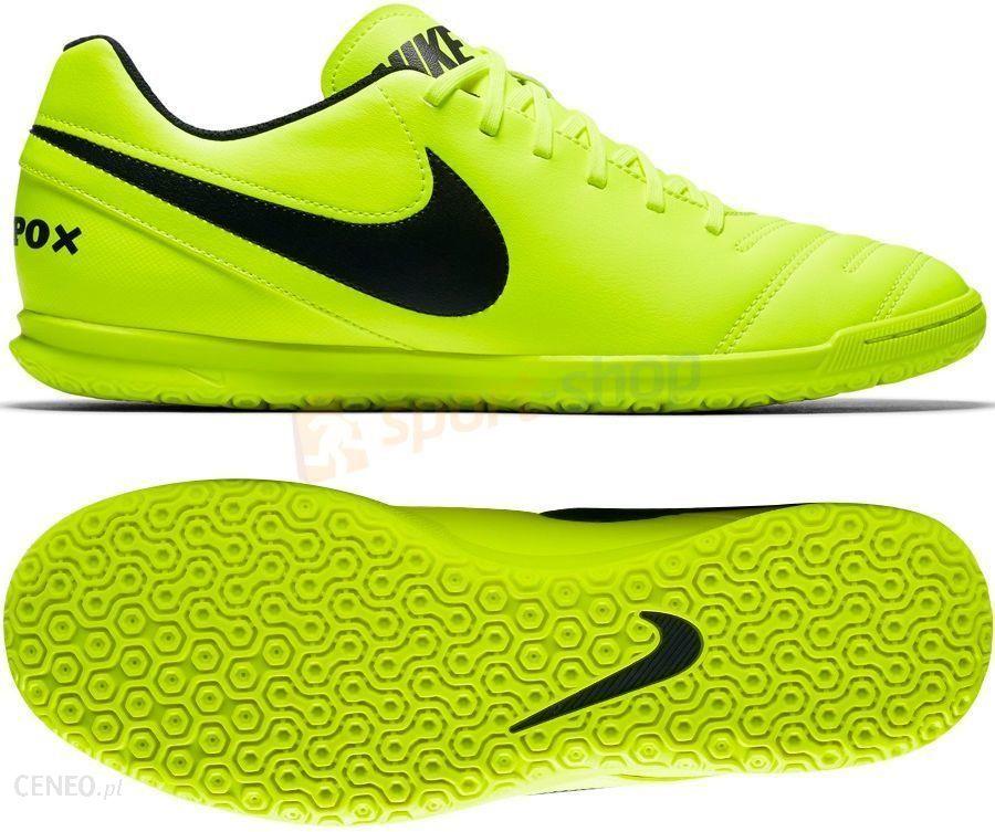 później najlepsza moda outlet na sprzedaż Nike Tiempox Rio Iii Ic Żółte 819234707