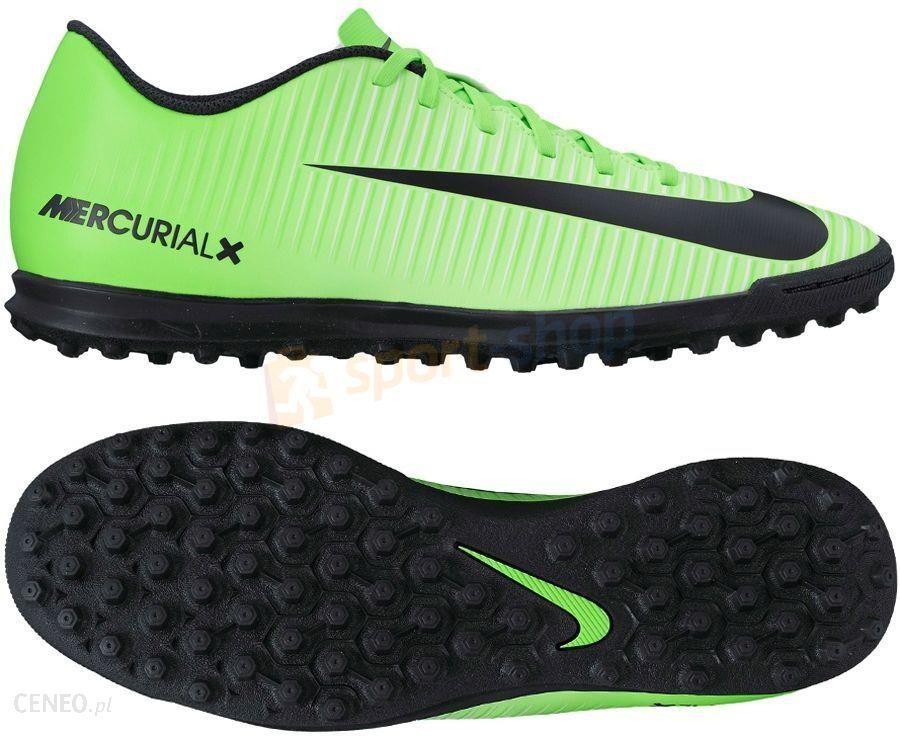Nike Mercurialx Vortex Iii Tf Zielone 831971303