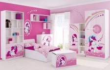 Baggi Design Mix Little Pony Zestaw Mebli