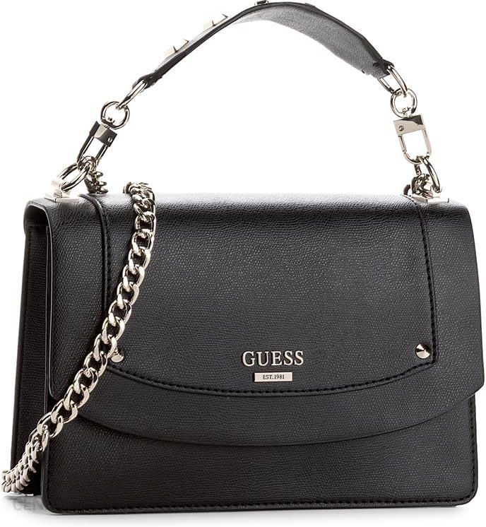 Torebka GUESS Cool Mix Shoulder Bag HWVG6 690210 BLA Ceny i opinie Ceneo.pl