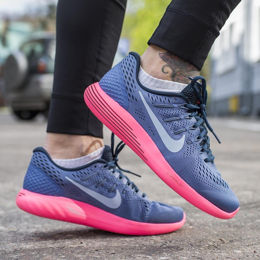 Nike Damskie | Wmns Lunarglide 8 Fioletowy