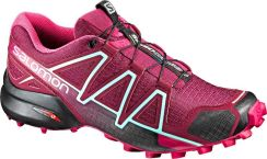 Salomon Speedcross 4 W Tibetred Sangria 2017 393439