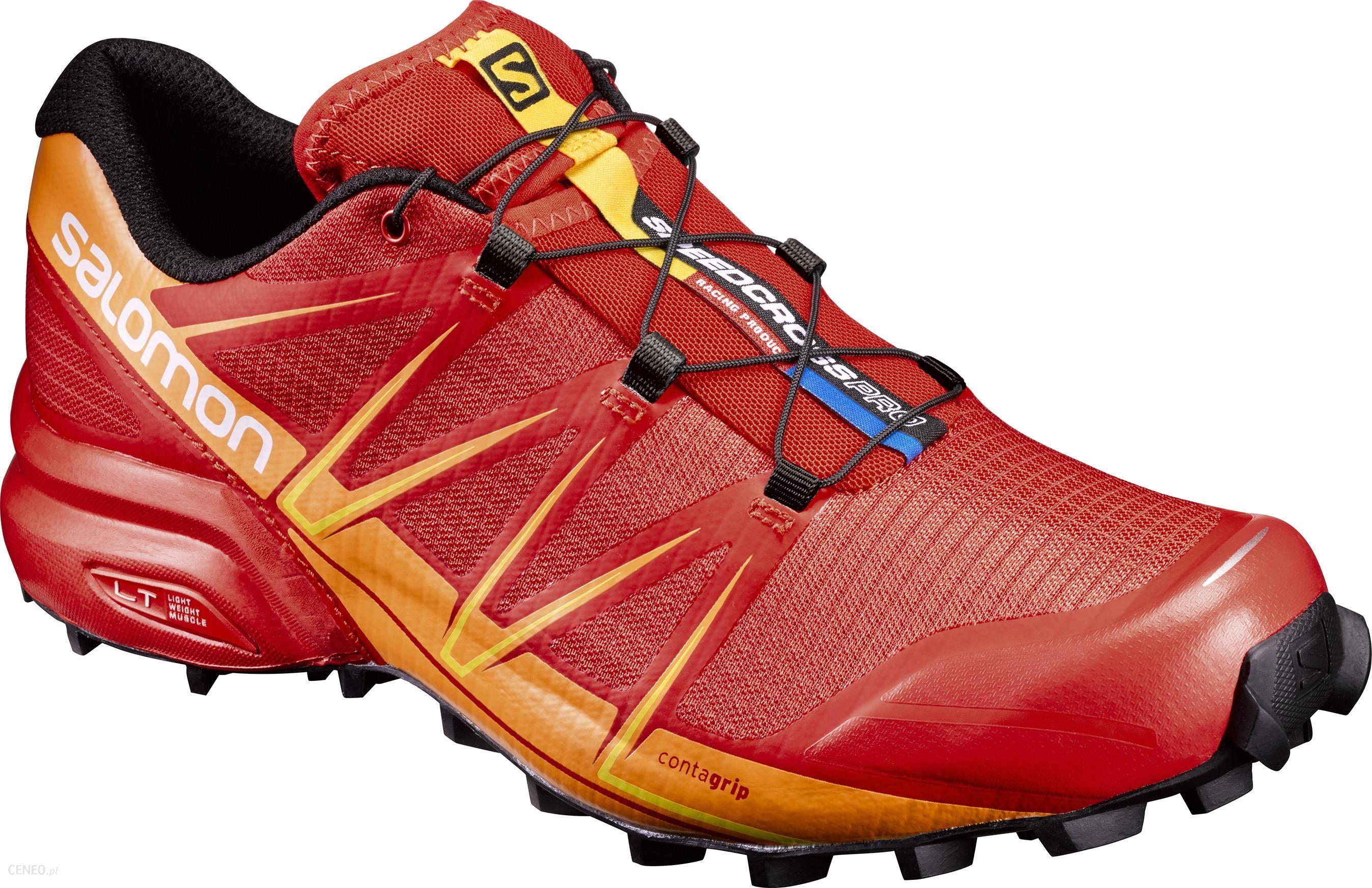 Salomon Speedcross Pro Fiery Red 392390