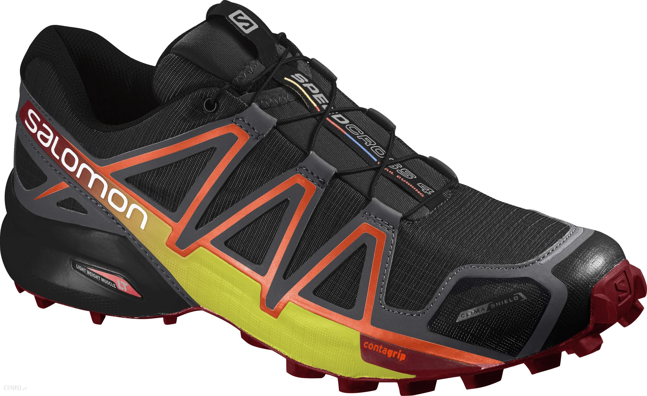Salomon Speedcross 3 CS Men's Outdoor Shoes Breathable