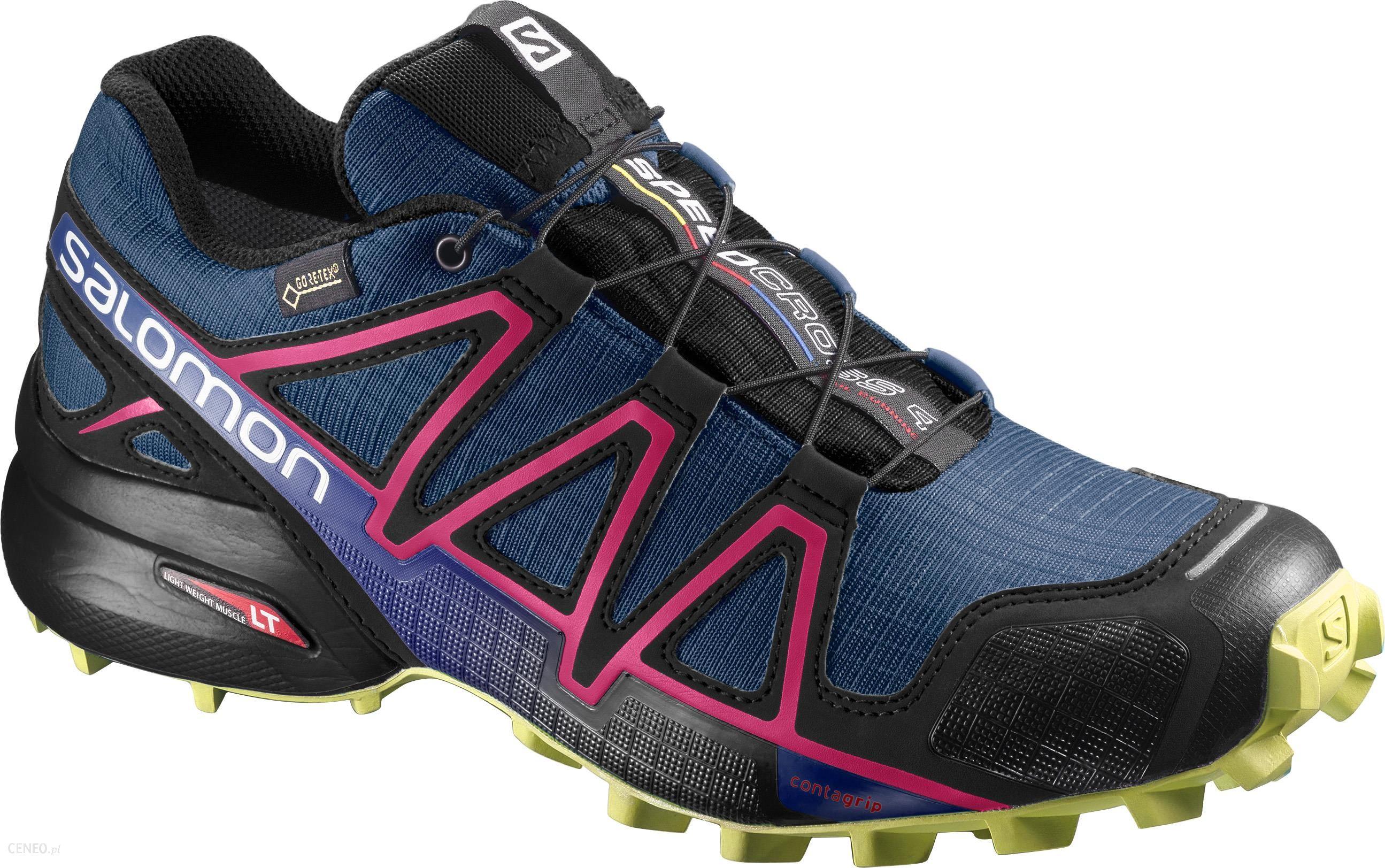buy salomon online, Salomon Speedcross 3 GTX Blue Trail