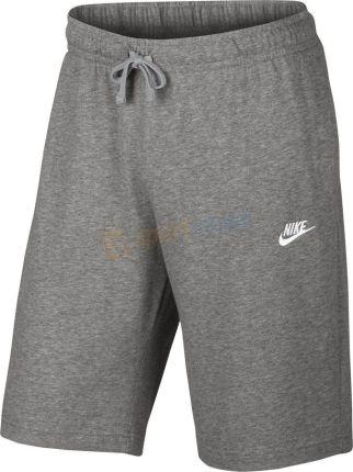 6d79772341 Spodenki męskie Sportswear Short JSY Club Nike (ciemnoszare)