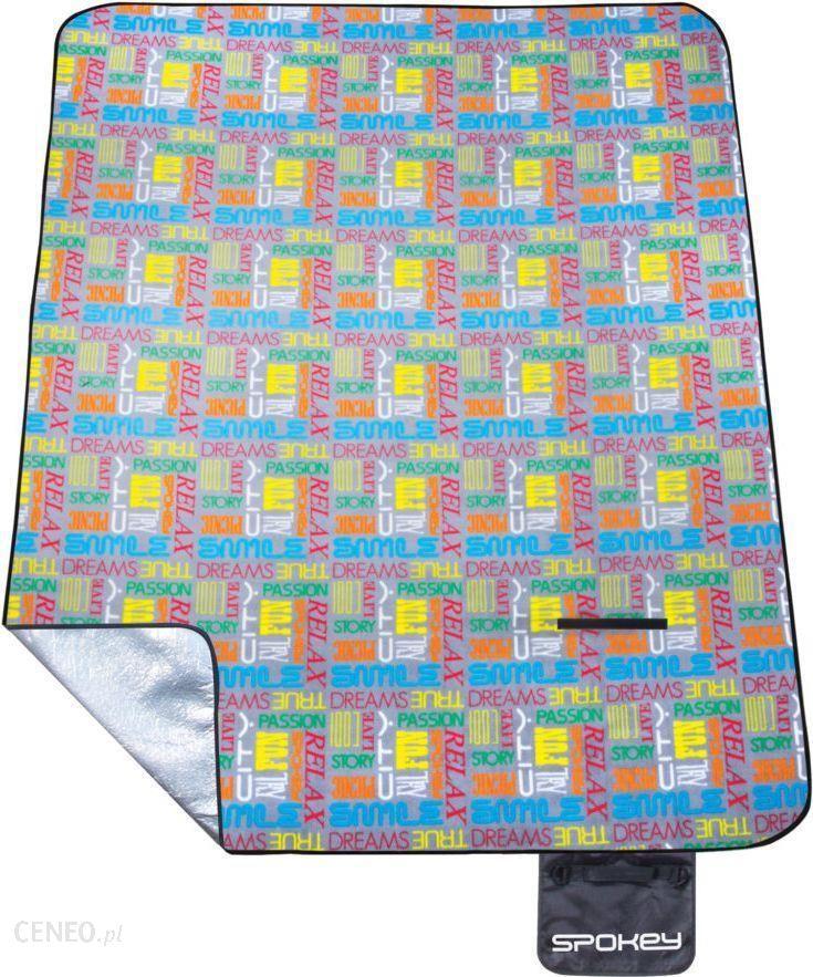 990b9cf8174a5 Spokey Picnic Pop Koc Piknikowy 180 x 210 cm 839637 - Ceny i opinie ...