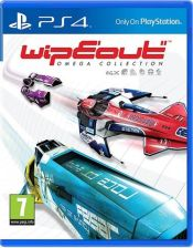 Gra PS4 Wipeout Omega Collection (Gra PS4) - zdjęcie 1