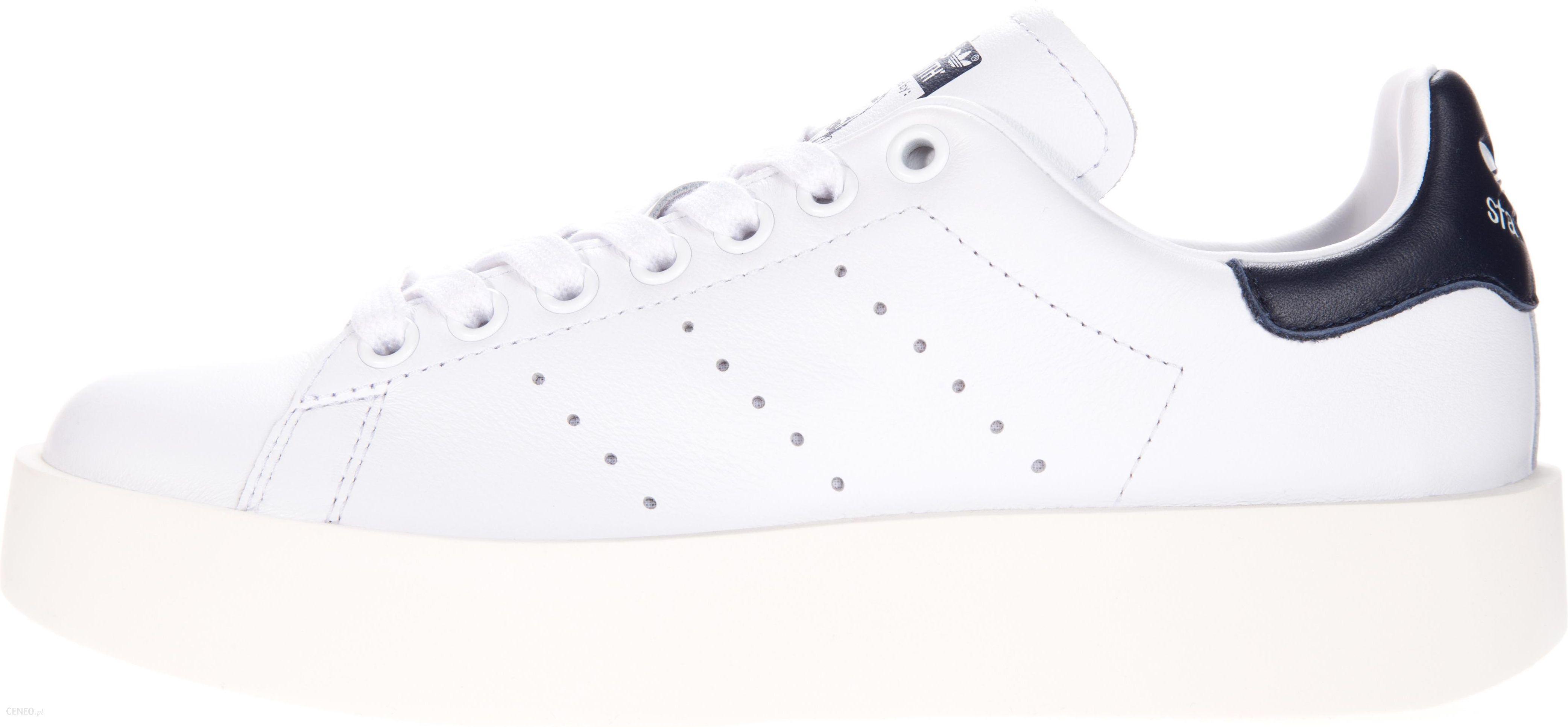 more photos 089ef ce2a6 adidas Originals Stan Smith Bold Tenisówki Biały 40 - zdjęcie 1