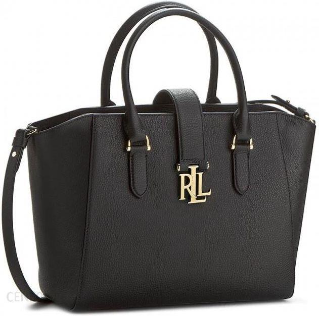 ef4960152b7cf Lauren Ralph Lauren Torebka RLL Bethanny Shopper - Ceny i opinie ...