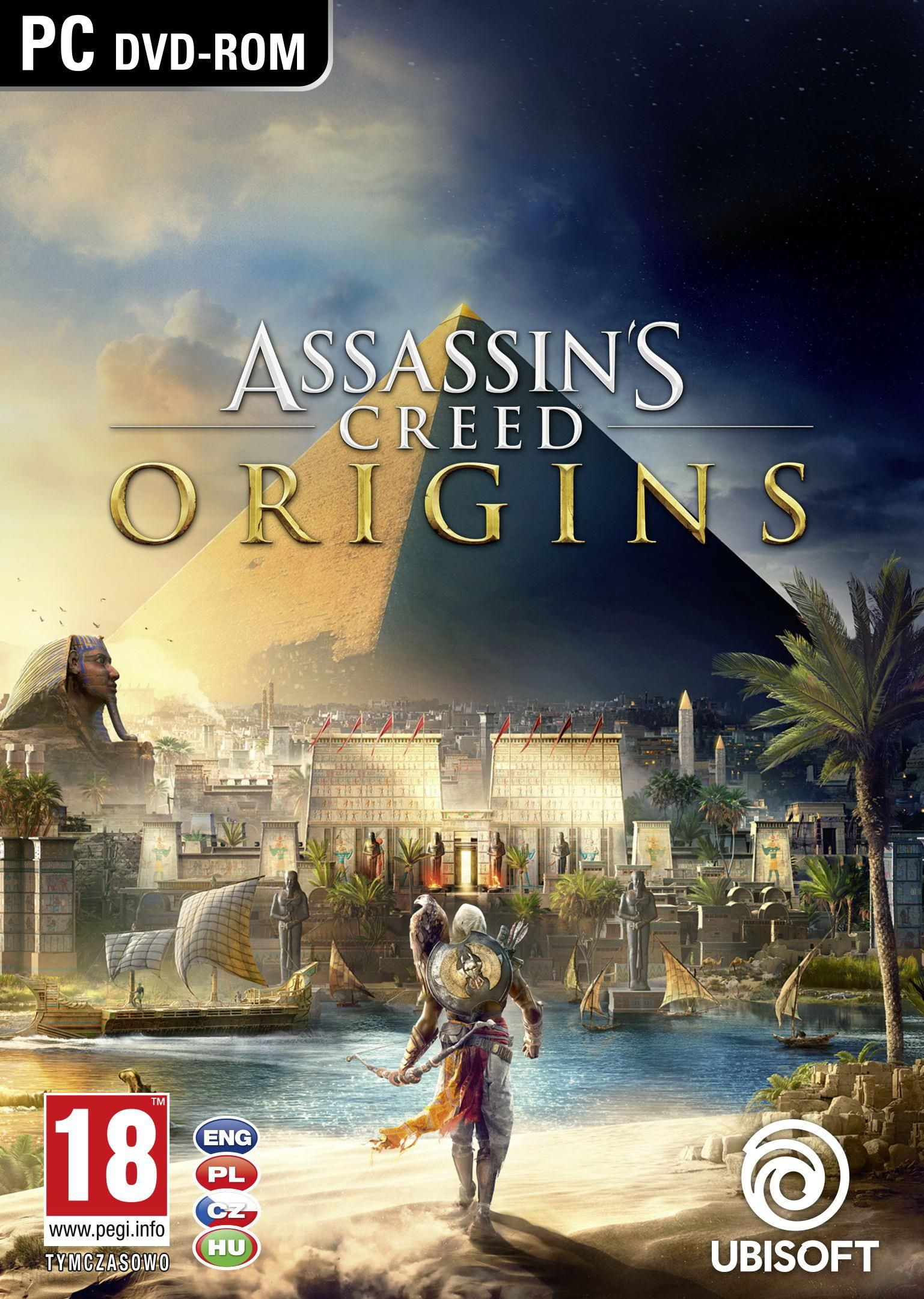 [PL] Assassin's Creed: Origins PC Pełna wersja + Crack