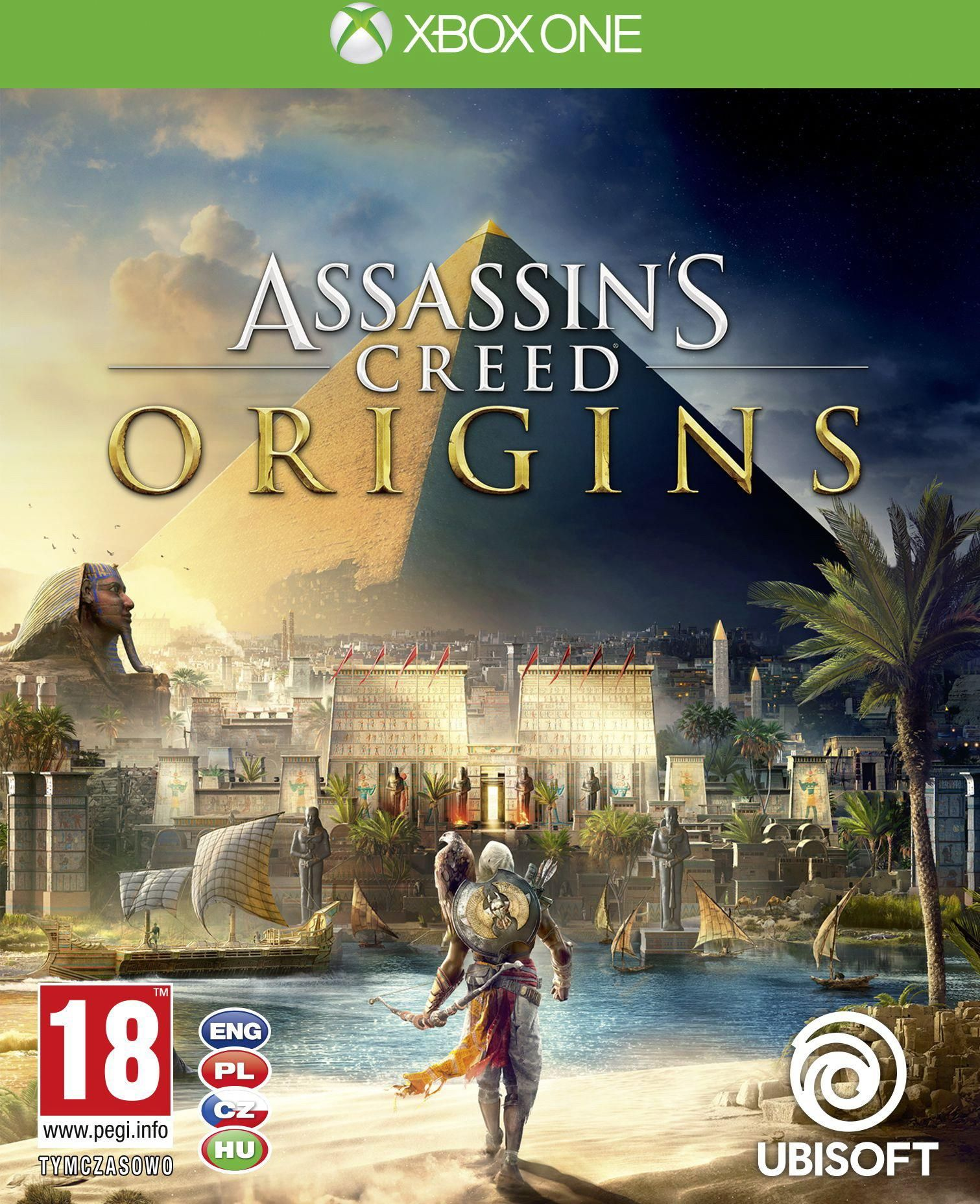 Assassins Creed Origins Gra Xbox One Od 99 90 Zł Ceny