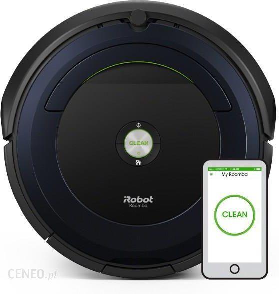 Irobot Roomba 695 Opinie I Ceny Na Ceneo Pl