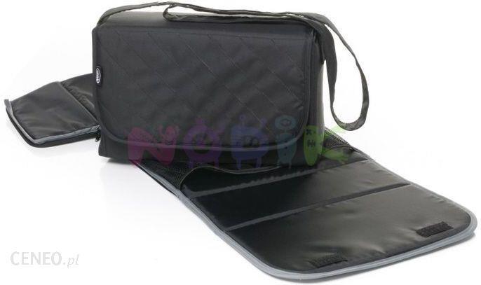 52b1cb4ffaa6cb 4Baby Torba Mama Bag Black - Ceny i opinie - Ceneo.pl
