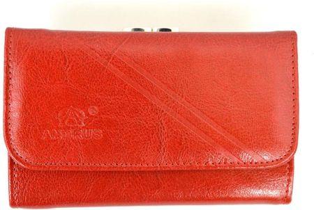 bc9d6b1728974 Portfel damski skórzany duży Pierre Cardin YS520.7 czerwony - Ceny i ...
