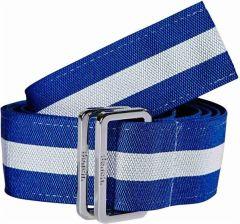 af54599994fa8 pasek BENCH - D-Ring Webbing Belt Dark Blue (BL025)