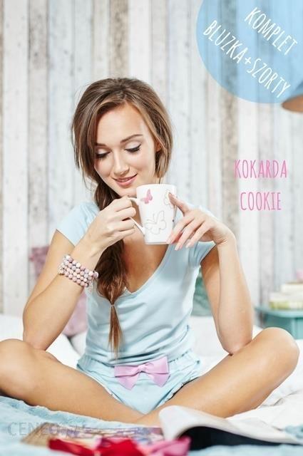 25c2c342245091 Komplet do spania Blue Marine M różowa Cookie - Ceny i opinie - Ceneo.pl