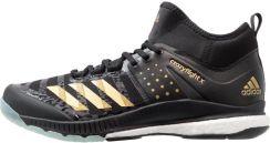 adidas Performance CRAZYFLIGHT X Obuwie do siatkówki whitesilver metalliccore black