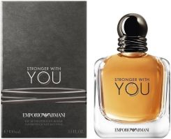 Emporio Armani Stronger With You Giorgio Armani for men woda toaletowa 100ml