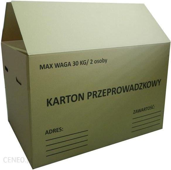 Castorama Karton Przeprowadzkowy 800x600x500 Mm 1369