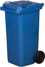Pojemnik Na Odpady 120 L Brazowy 02831 Ceny I Opinie Ceneo Pl