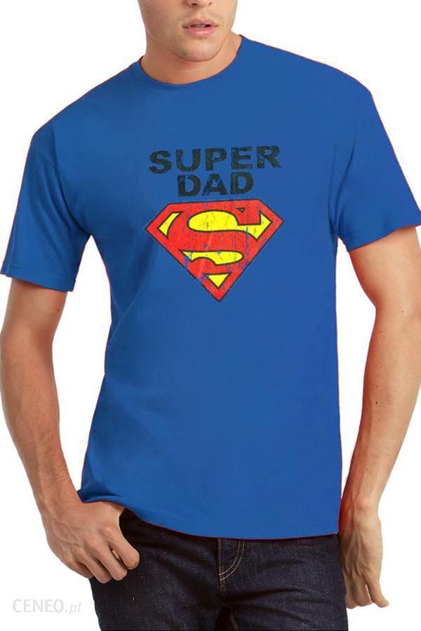 ef3488428ccb Allegro. T-shirt dla taty koszulka Super Dad M - My Tummy - zdjęcie 1
