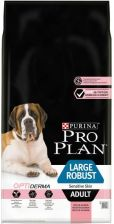 PRO PLAN Opti Derma Large Robust Adult Sensitive Skin łosoś 14kg