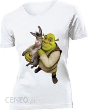Koszulka damska Shrek Fiona Kot W Butach L Ceny i opinie  yXE3n
