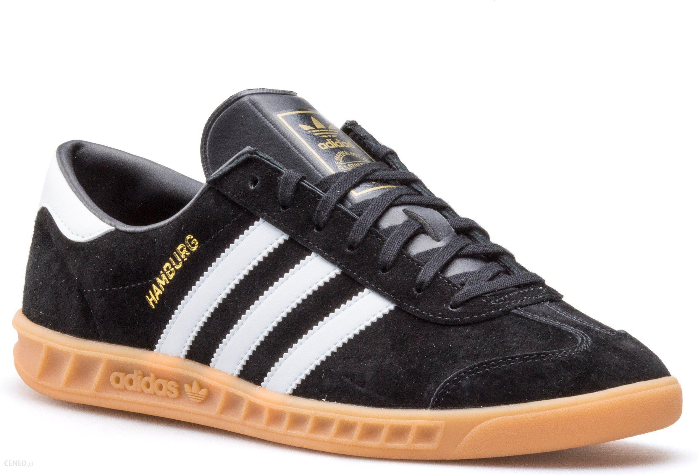 Buty męskie adidas Hamburg S76696 r. 41 13 Ceny i opinie Ceneo.pl