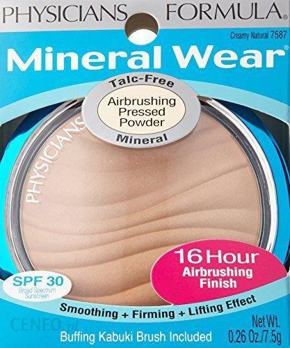 """Gydytojai """"Formula Mineral Airbrushing"""" milteliai kreminiai Natūraliai spausti mineraliniai veido milteliai 7,5 g"""