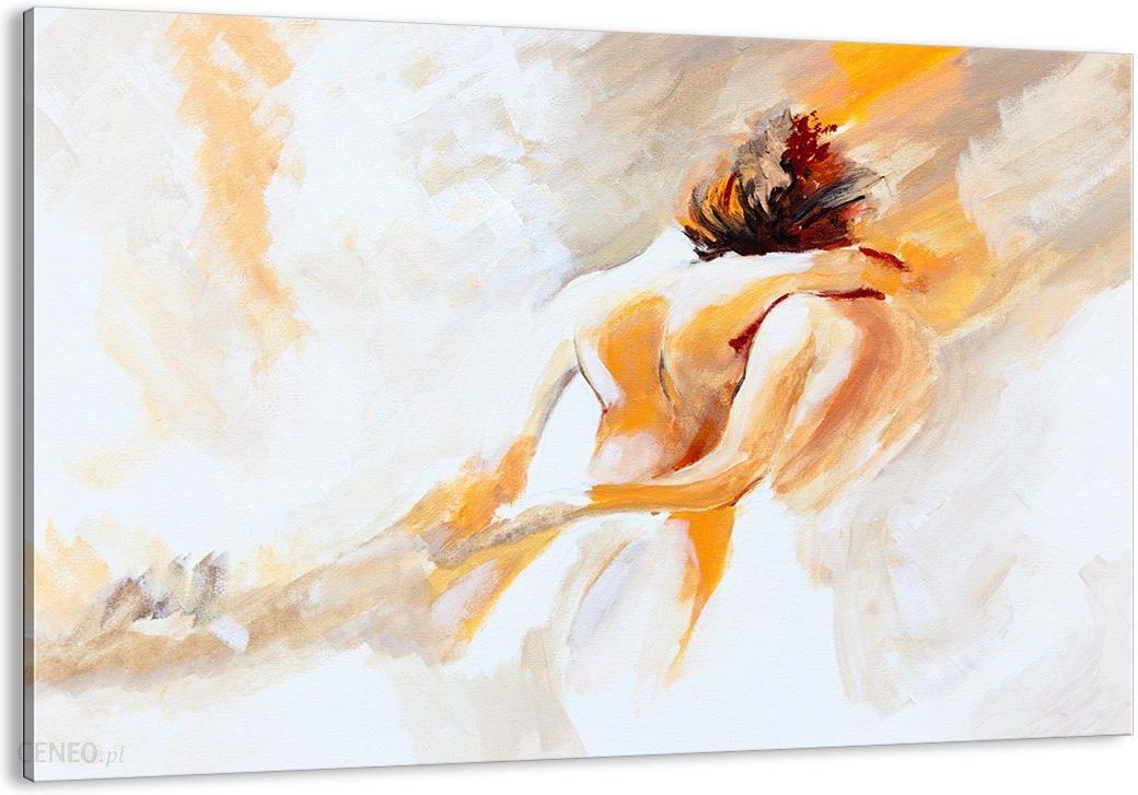 Obraz Na Płótnie Akt Art Miłość Aa100x70 3168