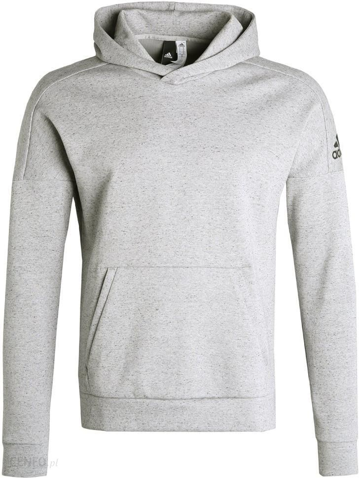 adidas Performance RESPONSE Bluza grey zalando szary Bluzy sportowe damskie