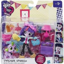 Hasbro My Little Pony Equestria Girls Twilight Sparkle C0839 E0684
