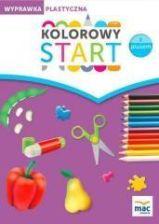 Podrecznik Szkolny Kolorowy Start Z Plusem Wyprawka Plastyczna Mac Ceny I Opinie Ceneo Pl