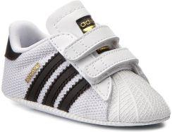 69a66327 Buty adidas - Superstar Crib S79916 Ftwwht/Cblack/Ftwwht eobuwie